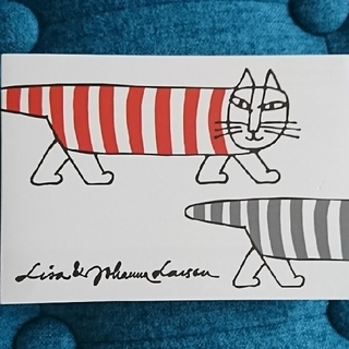 リサラーソン(Lisa Larson)の新品*リサラーソン*北欧*メモ帳*猫*ねこ*ネコ*グッズ(ノート/メモ帳/ふせん)