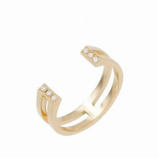 アーカー(AHKAH)のアーカー ジョイントリング ピンキーリング 関節リング にも(リング(指輪))