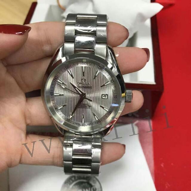 偽物時計 最新 、 OMEGA - OMEGA メーター 時計 機械式時計メンズ 自動巻の通販 by derffw_063444's shop|オメガならラクマ
