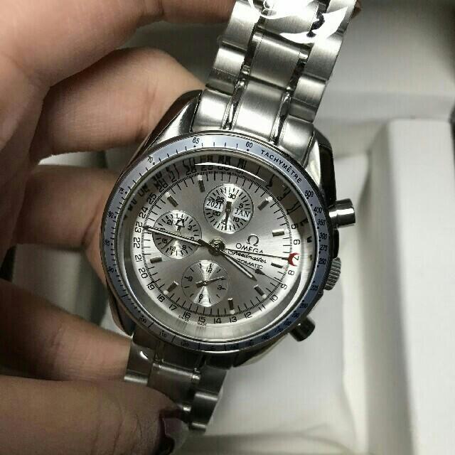 スーパーコピーティファニー時計7750搭載 / OMEGA - Omega オメガのスピードマスター、デイデイト ブランド腕時計 の通販 by fery937l's shop|オメガならラクマ
