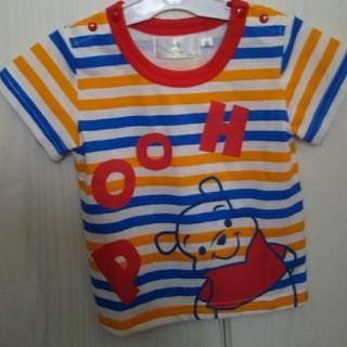 プーさん ディズニー Tシャツ 80(Tシャツ)