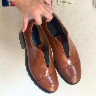 アクネ(ACNE)のACNE STUDIOS MEG (ローファー/革靴)