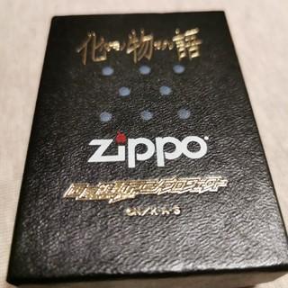 ジッポー(ZIPPO)の千石撫子 化物語 Zippo コミケ(アニメ/ゲーム)