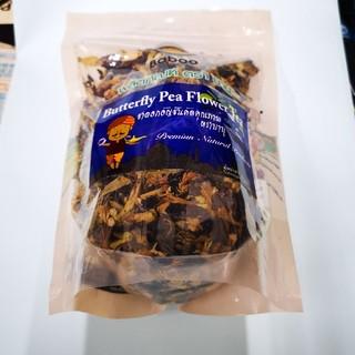 タイ王国 バタフライピー 100g(茶)