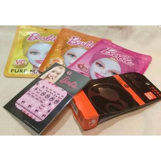 バービー(Barbie)の【新品未使用】Barbie コスメ 5点 セット(口紅)