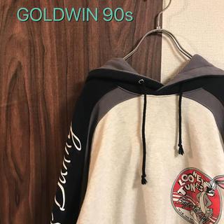 ゴールドウィン(GOLDWIN)の【中古】GOLDWIN/×LOONEY TUNES/パーカー/90s/超貴重(パーカー)
