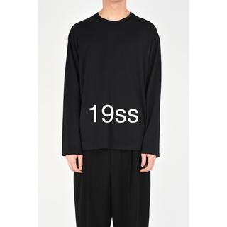 ラッドミュージシャン(LAD MUSICIAN)のLONG SLEEVE BIG T-SHIRT  19ss(Tシャツ/カットソー(七分/長袖))