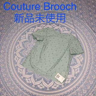 クチュールブローチ(Couture Brooch)のCouture Broochカットソー(カットソー(半袖/袖なし))