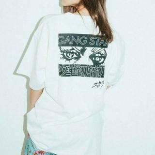 エックスガール(X-girl)のX-girl×JOJO コラボ Tシャツ(Tシャツ(半袖/袖なし))