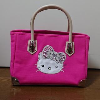 レディー(Rady)の《値下げ》新品未使用 レディ×ハローキティ ピンク トートバッグ(トートバッグ)