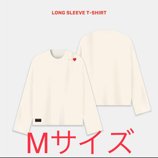 ボウダンショウネンダン(防弾少年団(BTS))の BTS SPY ロングtシャツ Mサイズ(Tシャツ(長袖/七分))