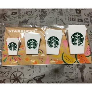 Starbucks Coffee - スターバックス   クリップセット Cup