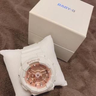 ベビージー(Baby-G)のG-SHOCK (腕時計(デジタル))