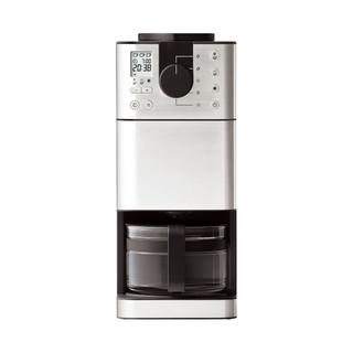 ムジルシリョウヒン(MUJI (無印良品))の【新品未使用】 豆から挽ける コーヒーメーカー 無印(コーヒーメーカー)