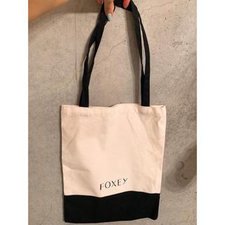 フォクシー(FOXEY)の★FOXEY キャンバストートバック★(トートバッグ)