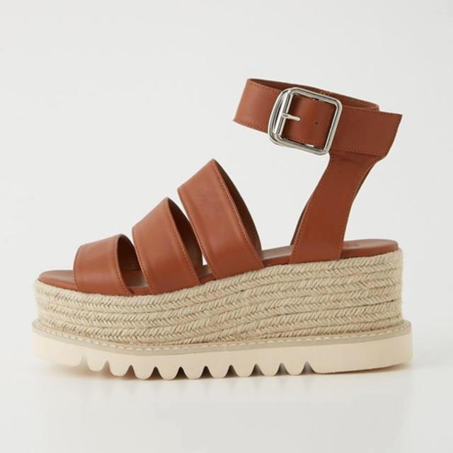 SLY(スライ)のSLY  Lサイズ レディースの靴/シューズ(サンダル)の商品写真