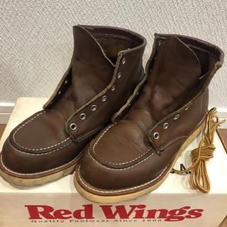 レッドウィング(REDWING)のレッドウィング(ブーツ)