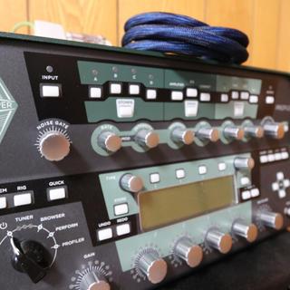 コルグ(KORG)のkemper power head リモート付(ギターアンプ)
