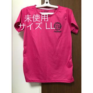 アウトドアプロダクツ(OUTDOOR PRODUCTS)の未使用 Tシャツ 速乾 ドライ(Tシャツ(半袖/袖なし))