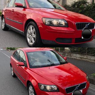 ボルボ(Volvo)のボルボ S40 長期車検付き!美車〜シートヒーター、軽度事故のため値下げ(車体)