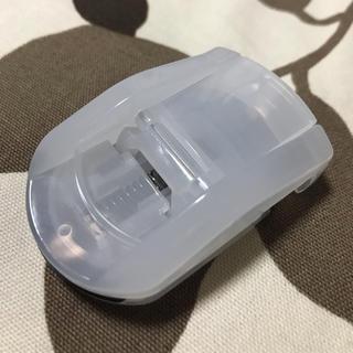 ムジルシリョウヒン(MUJI (無印良品))の無印良品 携帯用アイラッシュカーラー 全長約58㎜(その他)