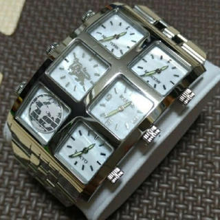 アヴァランチ(AVALANCHE)のAVALANCHE ICE LINK 最終値下げ(腕時計(アナログ))