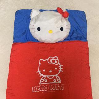 ハローキティ(ハローキティ)のハロー キティー ❤️ 寝袋 シュラフ(寝袋/寝具)