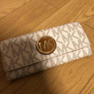 マイケルコース(Michael Kors)のMICHAEL kors  財布 マイケルコース 長財布(長財布)
