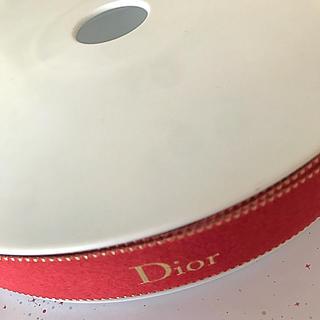 ディオール(Dior)のディオール リボン 1ロール 50m 正規品(ラッピング/包装)