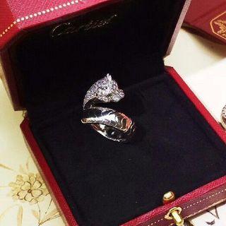 カルティエ(Cartier)のCartier カルティエ  アクセサリー リング (リング(指輪))