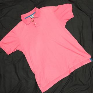 コロンビア(Columbia)のコロンビア ピンク ポロシャツ(ポロシャツ)