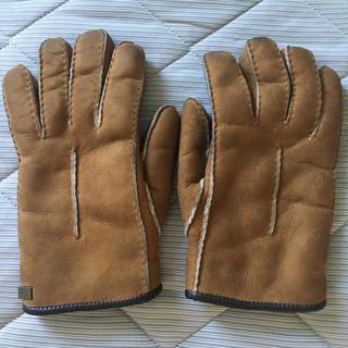 アグ(UGG)のUGG  アグ オーストラリア レザー 手袋(手袋)