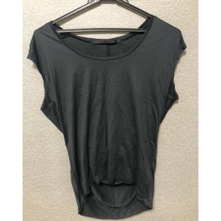 スライ(SLY)のスライスタンダード ♡SLY♡SLY STANDトップス♡Tシャツ♡ドレープ(Tシャツ(半袖/袖なし))