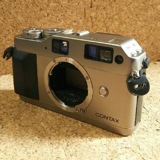 キョウセラ(京セラ)のcontax G1  本体のみ(フィルムカメラ)