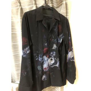 ラッドミュージシャン(LAD MUSICIAN)のladmusician 19SS 花柄 Pajama shirt(シャツ)