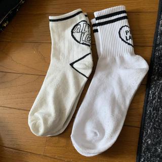エフオーキッズ(F.O.KIDS)の靴下 二足セット(靴下/タイツ)
