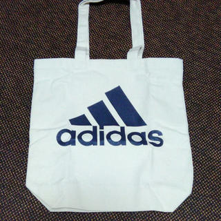 adidas - アディダス 非売品 トートバック