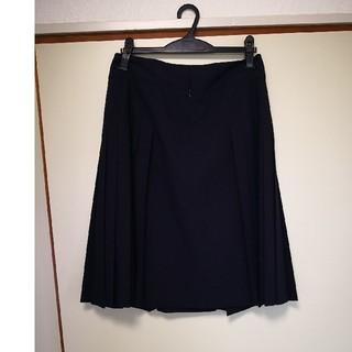 アクアスキュータム(AQUA SCUTUM)のアクアスキュータム サマーウールスカート13号(ひざ丈スカート)
