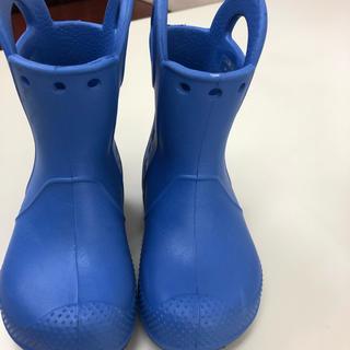 crocs - クロックス長靴14センチ