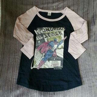 ダブルネーム(DOUBLE NAME)のDOUBLE NAME Tシャツ(Tシャツ(長袖/七分))