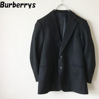 バーバリー(BURBERRY)の【人気】バーバリー テーラードジャケット ピンストライプ サイズ165 三陽商会(テーラードジャケット)