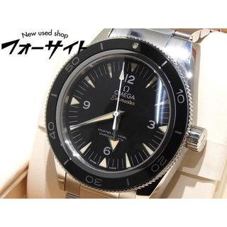 オメガ(OMEGA)のオメガ☆ シーマスター300 マスターコーアクシャル メンズ 自動巻き 時計(腕時計(アナログ))