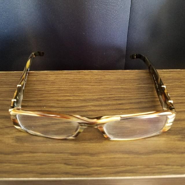 Gianni Versace(ジャンニヴェルサーチ)のGIANNIVERSACE 眼鏡 メンズのファッション小物(サングラス/メガネ)の商品写真