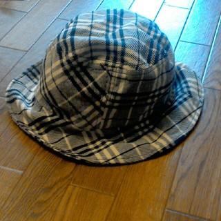 バーバリーブルーレーベル(BURBERRY BLUE LABEL)のバーバリー BURBERRY  帽子(ハット)