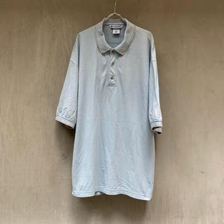 コロンビア(Columbia)のColumbia ポロシャツ シンプル アウトドア スポーツ 古着(ポロシャツ)