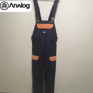 BURTON - ANALOG ビブパンツ アナログ バートン BURTON M パンツ ズボン
