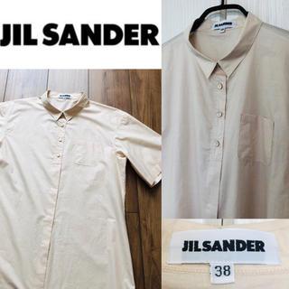 ジルサンダー(Jil Sander)の早い者勝ち☆ジルサンダー ペーパリー ブラウス(シャツ/ブラウス(半袖/袖なし))