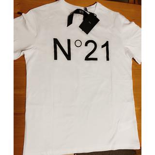ヌメロヴェントゥーノ(N°21)の最終限定更にお値下げ!ヌメロTシャツ  メンズ 新品未使用(Tシャツ/カットソー(半袖/袖なし))