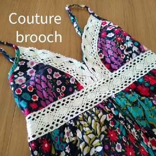クチュールブローチ(Couture Brooch)のCouture brooch ロングワンピース(ロングワンピース/マキシワンピース)