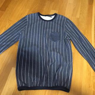 ニコアンド(niko and...)のロングトレーナー(Tシャツ/カットソー(七分/長袖))